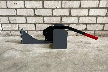 Kettingknipper ontwikkeld