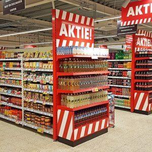 Boni supermarkt stelling