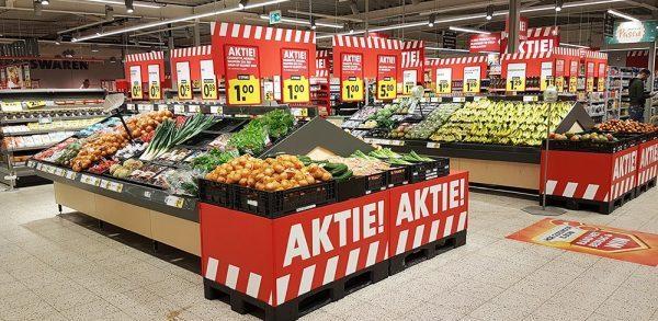 Boni supermarktinrichting
