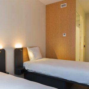 Easyhotel horeca inrichting hotel