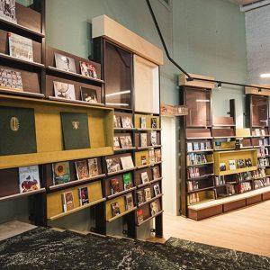 Projectinrichting bibliotheek Alphen