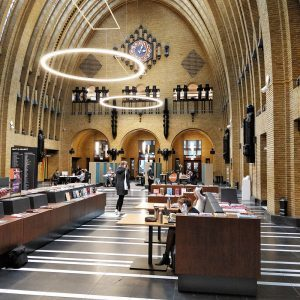 Bibliotheek interieur Utrecht