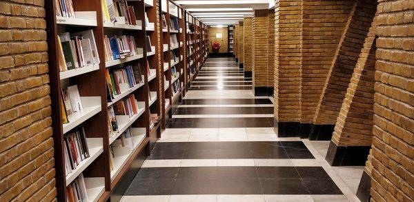 Bibliotheek inrichting Utrecht
