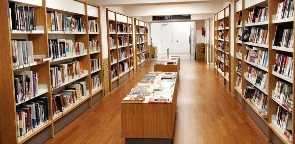 Bibliotheekinrichting Utrecht