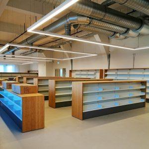 Interieur bibliotheek Utrecht