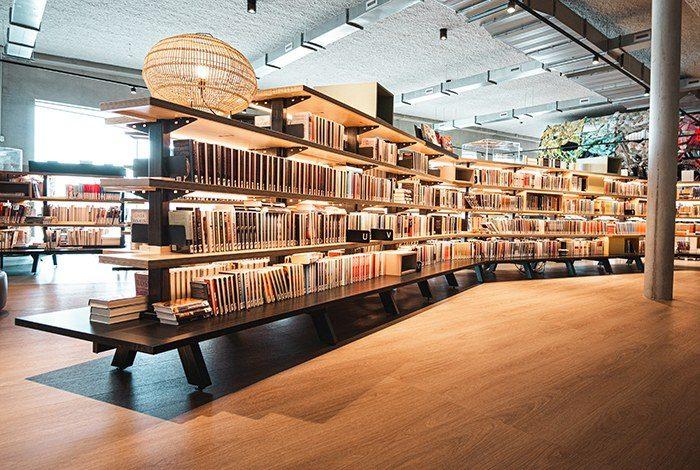 Bibliotheken inrichten