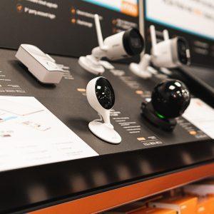 Expert inrichten elektronicawinkel