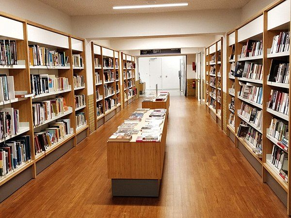 Projectinrichting bibliotheek Utrecht
