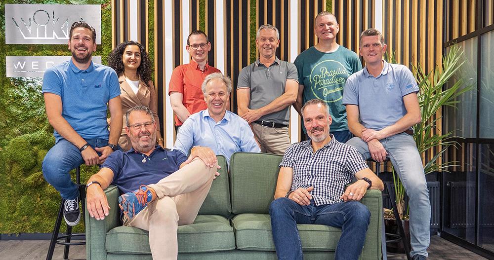 Vika Winkelinrichtingen commercieel team