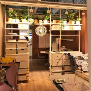 IKEA interieur meubelzaak
